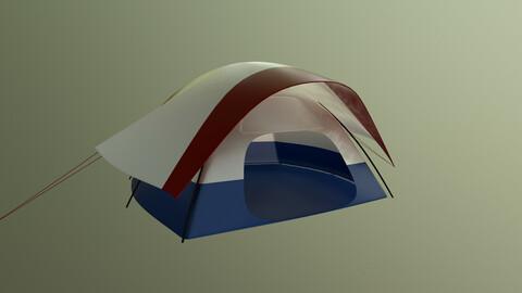 Camping Tent - Summer Nights