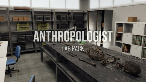 Anthropologist - Lab Pack