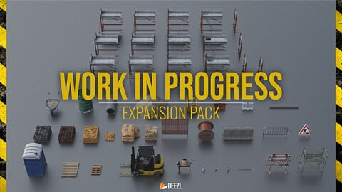 Work In Progress - Expansion Pack