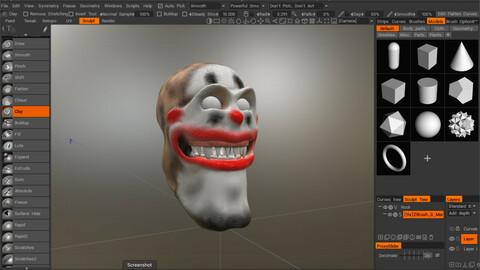 3DCOAT FILE