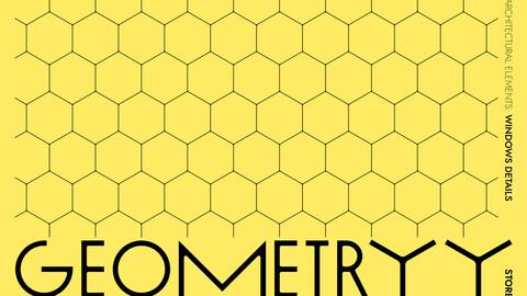 Geometryy Windows Details (RailClone templated 3d Models)