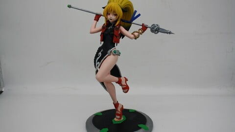 xiaomu  - 《project x zone》 for 3d print