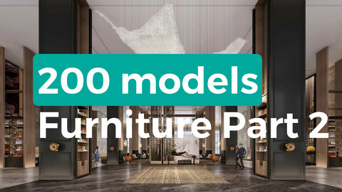 200 models furniture part 2