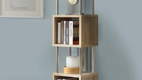 5-tier storage shelf