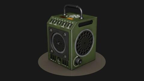 Military radio Hypoly