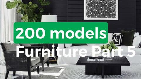 200 models furniture part 5