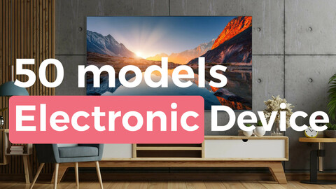 50 models Electronic Device