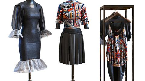 Clothes set 010