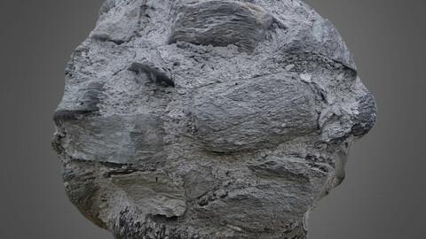 Free Rocky Wall PBR Texture