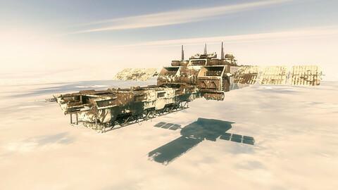 Spaceship cargo