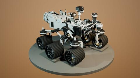 Space Scientific Rover