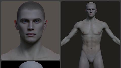 Basic body for games