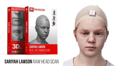 Sariyah Lawson / Raw 3D Head Scan