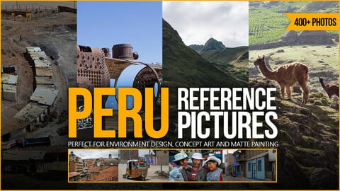 400+ Peru Reference Pictures