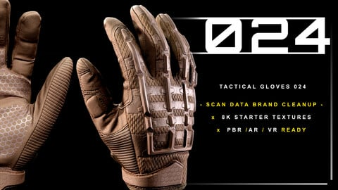 Tactical Gloves 024
