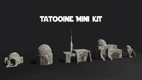 TATOOINE MINI KITBASH