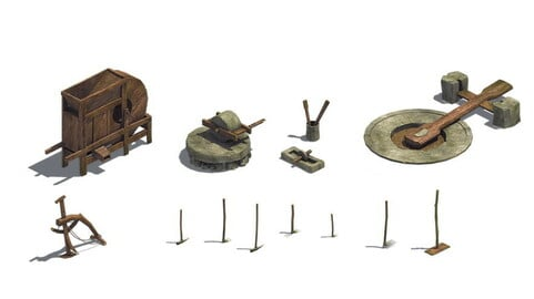Ancient Chinese - Farmer Tools