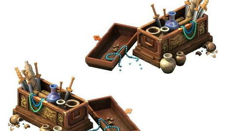 Game Model - Jewelry Box