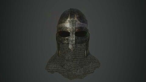 Scandinavian Helmet