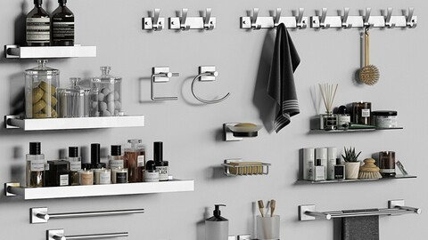 Bathroom accessories 25