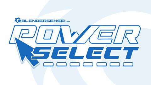 Power Select Blender Add-on