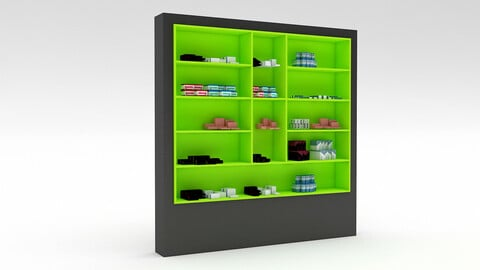 pharmacy decorative medicine 02