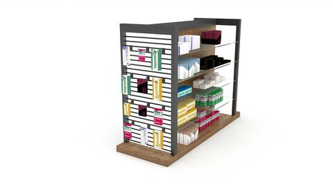The medicine stand