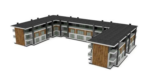 modern building 06