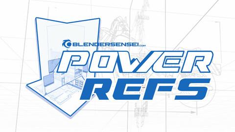 Power Refs Blender Add-on