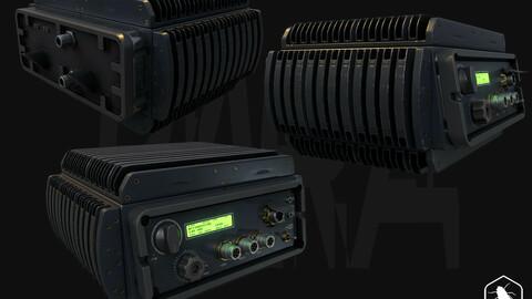 Glober - Gameready 3D Model