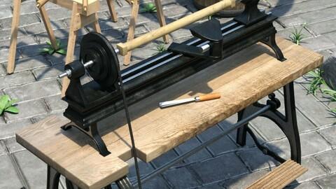 Wheelwrights Workshop