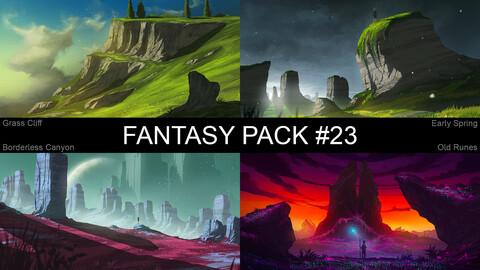 Fantasy Pack #23