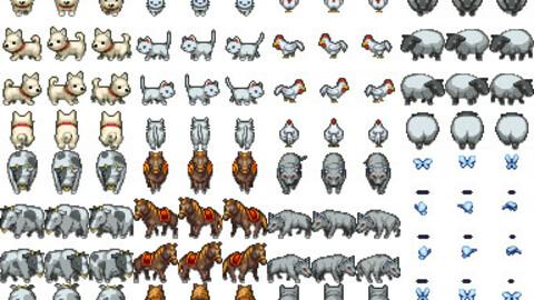 Animals hq rpg maker