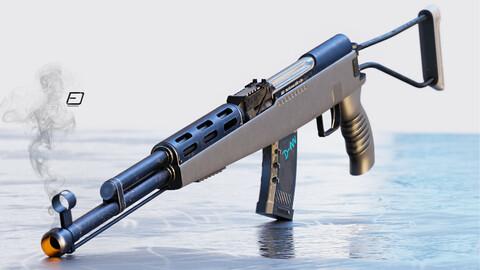 SKS Marksman Rifle PBR