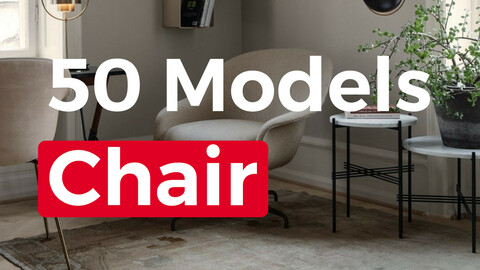 50 model chairs