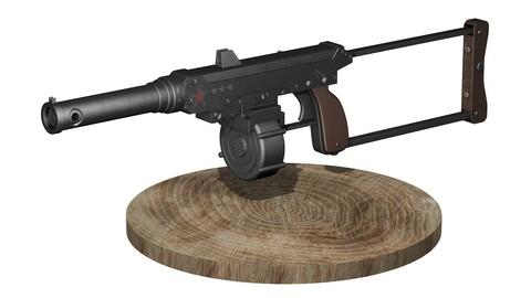 Homemade gun AVR2