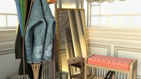 Cloakroom Clutter