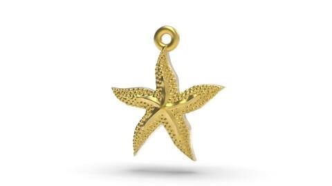 Excellent starfish 3D print model