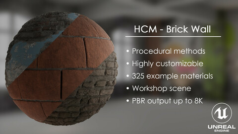 HCM - Brick Wall