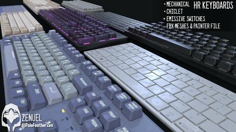 HR Keyboards