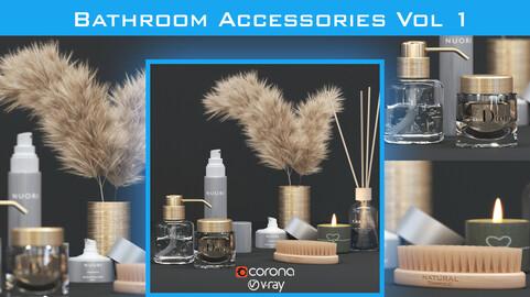 Bathroom Accessories Vol 1