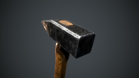 Game Ready Sledge Hammer