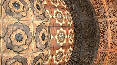 Wooden 4k PBR texture