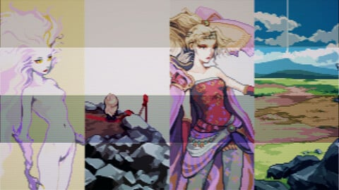 CRT Filters for Pixelart in Photoshop