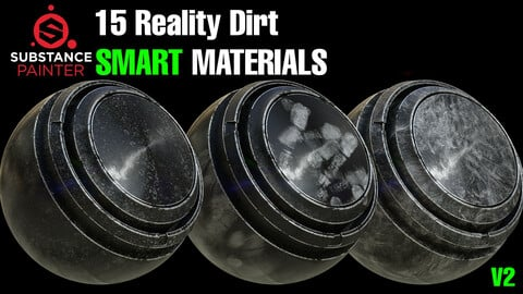 15 High Quality Dirt Smart Material - V2 ✅