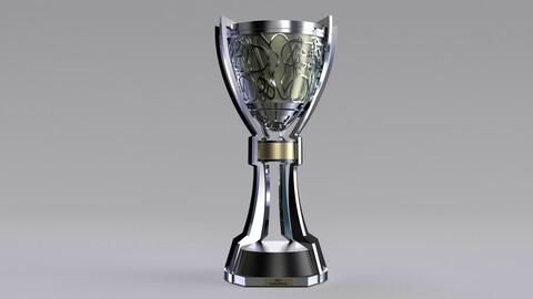 Nascar Monster Energy Trophy Cup 3D Model