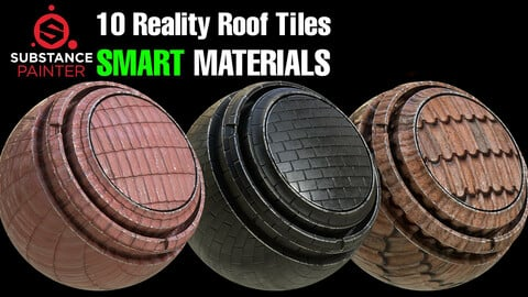 10 Reality Roof Tiles Smart Materials