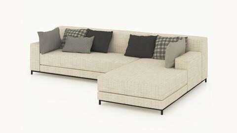 Sectional Sofa, corner sofa 2
