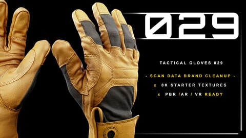 Tactical Gloves 029