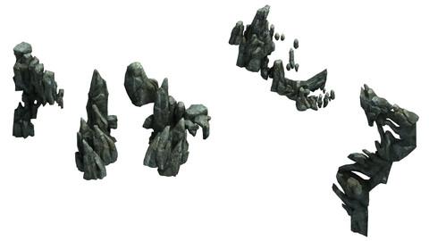 Magic Palace - mountain gravel 07
